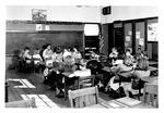 Cox's Landing school,1951