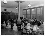 Davis Creek school,1951