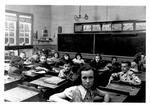 Upper Brown school, 1951