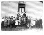 Walnut Grove school, 1910