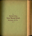 1897-1898 Catalogue of Marshall College, The State Normal School