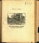 1900-1901 Catalogue of Marshall College, The State Normal School