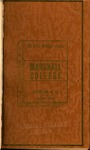 1901-1902 Catalogue of Marshall College, The State Normal School