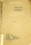 1903-1904 Catalogue of Marshall College, The State Normal Schoo