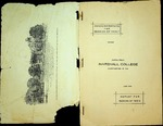 1906-1907 Catalogue of Marshall College, The State Normal School by Marshall University