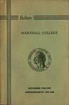 1946-1947 Catalogue of Marshall College