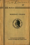 1945-1946 Graduate Catalogue