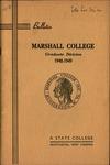1948-1949 Graduate Catalogue