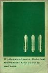 General Undergraduate Catalog, 1967-1968