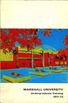 General Undergraduate Catalog, 1971-1972