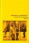 General Undergraduate Catalog, 1972-1973 by Marshall University