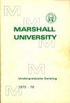 General Undergraduate Catalog, 1975-1976