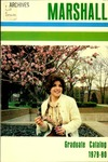 Graduate Catalog, 1979-1980