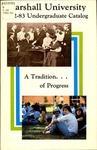 General Undergraduate Catalog, 1982-1983