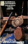 General Undergraduate Catalog, 1987-1988