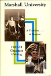 Graduate Catalog, 1982-1983