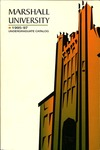 General Undergraduate Catalog, 1995-1996-1997