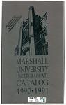 General Undergraduate Catalog, 1990-1991