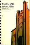 Graduate Catalog, 1995-1996-1997