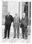 Officers of the C&O Hospital Association, Greenbrier Hotel, Nov 1934