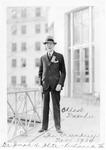 Dr. Joseph A. White, C&O Hospital Association, Greenbrier Hotel, Nov 1934