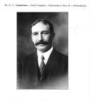 Dr. W. T. Oppenheimer, Chief Surgeon, C&O Railway, ca.1910?