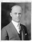 Dr. R. J. Wilkerson, Huntington C&O Railway Hospital, ca. 1930s