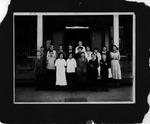 Guyandotte, W.Va., school group, 1910