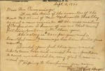 08. Correspondence by Melville Homer Cummings and Robert H. Ellison