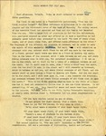 Series II(b). Radio Sermons. Folder 3. Radio Sermons, n.d. by Melville Homer Cummings