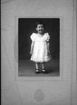 Curtis Baxter at age 2 and 1/2 years, Ladoga, Ind, 1909