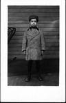 Curtis Baxter at Pt. Pleasant, W.Va., age 7, Nov. 6, 1913