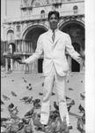 Curtis Baxter on his European trip of 1931