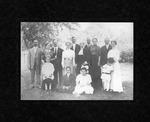 Curtis Baxter family, Pt. Pleasant, W.Va., 20 Aug. 1911
