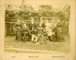 Baxter family, ca. 1900