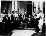 Baxter family, ca. 1910-1911