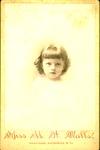 Unidentified female, ca. 1890