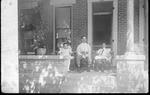 Baxter family, July 1911