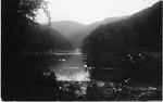 River view near Morgantown, W.Va., 1921