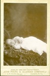 Unidentified baby, ca. 1890