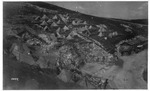 WWI view:Encampment on Mount Grappa, Aug. 1918