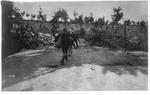 WWI: Soldiers fleeing in proximity of Nervesa, June1918
