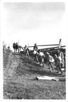 WWI: The crossing on the Monticerro(?), Aug., 1918