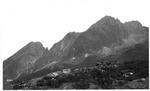 WWI: Monte Cornone trenches, August 1918