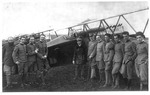 WWI: , The departure of the pilots that liberated the sky, Aug 1918