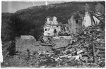 WWI: Ruins of San Pietro Rossa, May 1917