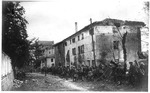 WWI: Italian troops after the actions on the Montello,, June 1918