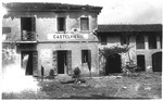 WWI: Ruins of Castleviero on the Piave, June1918