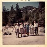 Herman Harmon family, San Jacinto Cal., Oct. 1966