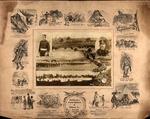 Reminiscences of Army Maneuvers, Manassas, Va, Sept. 1904